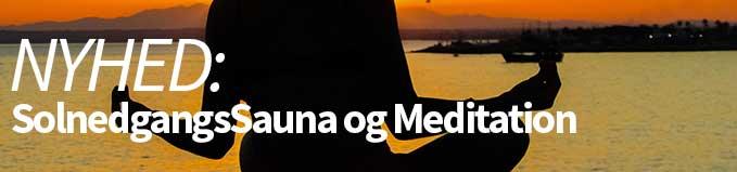solnedgang meditation